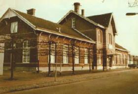 06-Station Sliedrecht