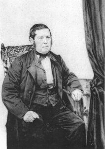 J.A. van Hattem - 2e burgemeester Sliedrecht