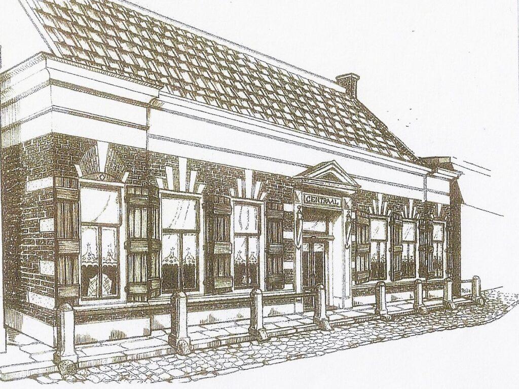 Hotel Centraal Lage Zwaluwe